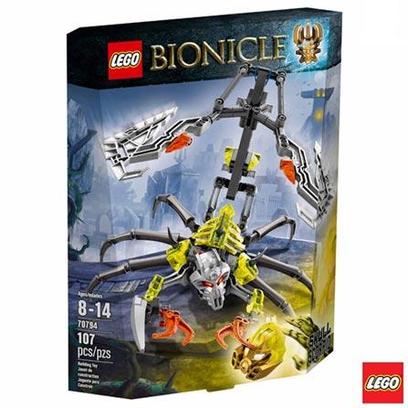 , Não se aplica, A partir de 08 anos, 107, 03 meses, Lego