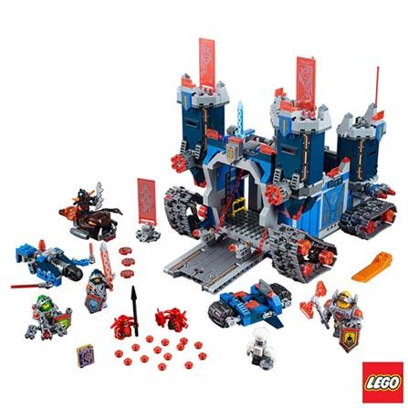 70317 - LEGO® Nexo Knights™ - O Fortrex, Não se aplica, A partir de 09 anos, 1140, 03 meses, Lego