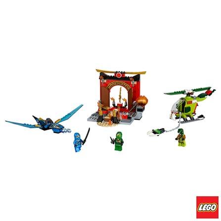 10725 - LEGO® Juniors Ninjago™ - O Templo Perdido, Não se aplica, A partir de 04 anos, 172, 03 meses, Lego