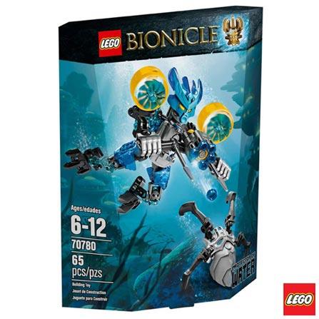 70780 LEGO Bionicle Protetor da Agua, Não se aplica, A partir de 06 anos, 65, 03 meses, Lego