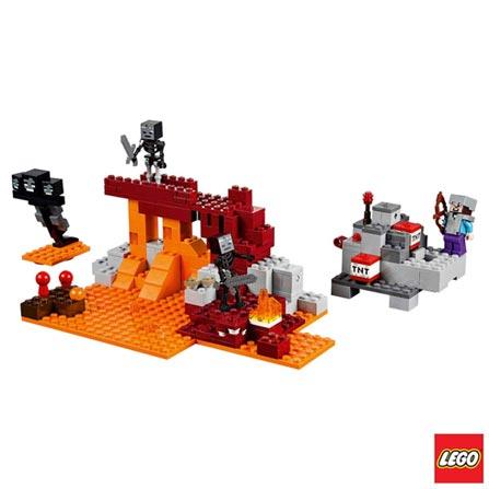 21126 - LEGO Minecraft - O Wither, Não se aplica, A partir de 08 anos, 318, 03 meses, Lego