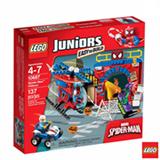 10687 LEGO Juniors Esconderijo Spider-Man