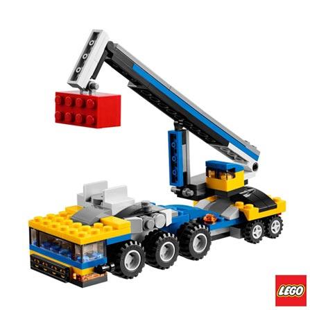 31033 - LEGO Creator - Transportador de Veiculos, Não se aplica, A partir de 07 anos, 264, 03 meses, Lego