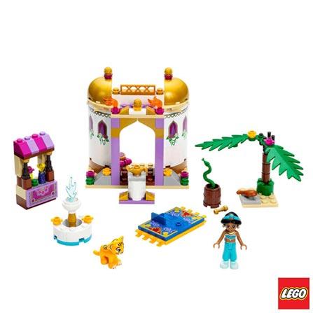 41061 - LEGO Brand Disney Princess - Palacio Exotico Jasmine, Não se aplica, A partir de 05 anos, 143, 03 meses, Lego