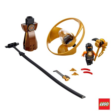 70741 - LEGO® Ninjago™ - Cole Airjitzu Flyer, Não se aplica, A partir de 06 anos, 47, 03 meses, Lego
