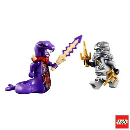 70748 - LEGO® Ninjago - Dragão de Titânio, Não se aplica, A partir de 07 anos, 360, 03 meses, Lego