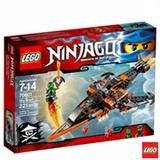 70601 - LEGO Ninjago - Tubarao Aereo