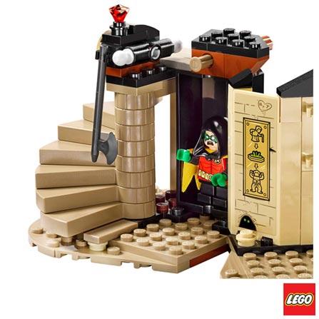 76056 - LEGO Super Heroes - Batman - Resgate de Ras al Ghul, Não se aplica, A partir de 06 anos, 257, 03 meses, Lego