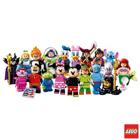 71012 - LEGO Minifigures Disney, Não se aplica, A partir de 05 anos, 6, 03 meses, Lego