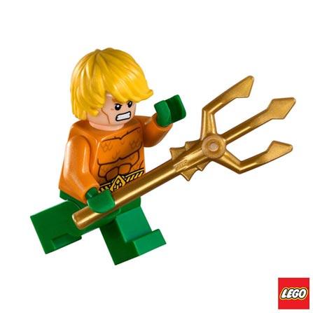 76027 - LEGO® Super Heroes - O Ataque do Fundo do Mar de Manta Negra, Não se aplica, A partir de 06 anos, 387, 03 meses, Lego