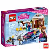 41066 - LEGO Brand Disney Princess - A Aventura de Treno de Anna e Kristoff