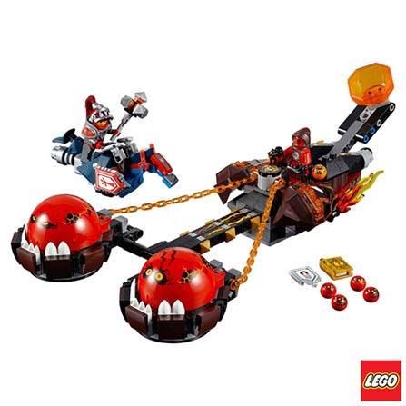 70314 - LEGO Nexo Knights - Carro do Caos do Mestre Besta, Não se aplica, A partir de 08 anos, 314, 03 meses, Lego