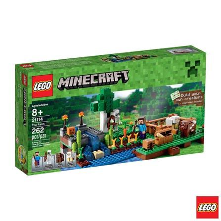 , Não se aplica, A partir de 08 anos, 262, 03 meses, Lego