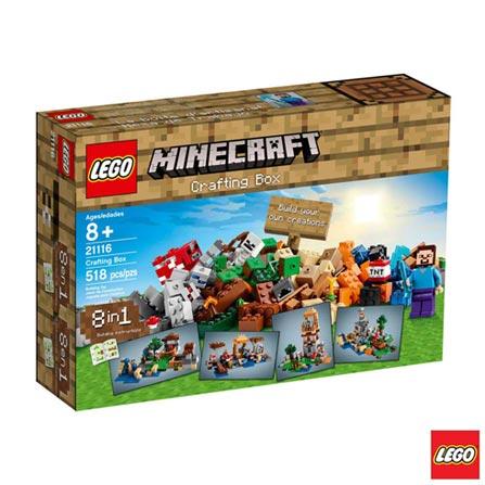 , Não se aplica, A partir de 08 anos, 518, 03 meses, Lego