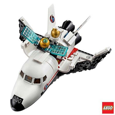 60078 - LEGO City Space Port Onibus Espacial Utilitario, Não se aplica, A partir de 05 anos, 156, 03 meses, Lego