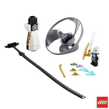 70742 - LEGO Ninjago Zane Airjitzu Flyer, Não se aplica, A partir de 06 anos, 46, 03 meses, Lego