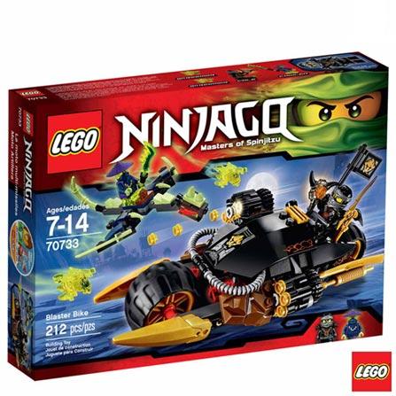 , Não se aplica, A partir de 07 anos, 212, 03 meses, Lego