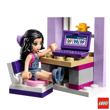 , Não se aplica, A partir de 05 anos, 108, 03 meses, Lego