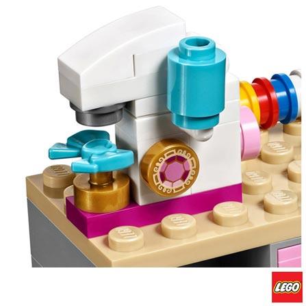 41115 - LEGO Friends - A Oficina Criativa da Emma, Não se aplica, A partir de 05 anos, 108, 03 meses, Lego