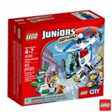 10720 - LEGO® Juniors - Helicóptero de Perseguição da Polícia