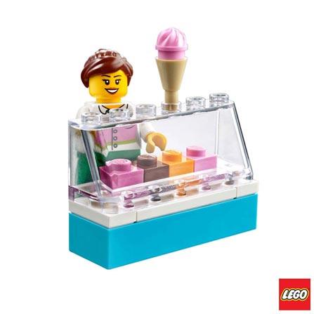 10684 LEGO Juniors Mala de Supermercado, Não se aplica, A partir de 04 anos, 03 meses, Lego