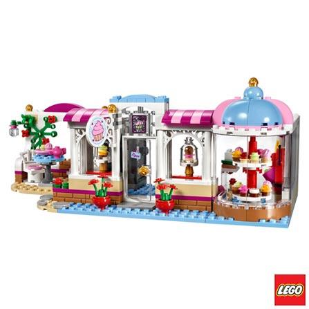41119 - LEGO Friends - O Cafe de Cupcakes de Heartlake, Não se aplica, A partir de 06 anos, 439, 03 meses, Lego