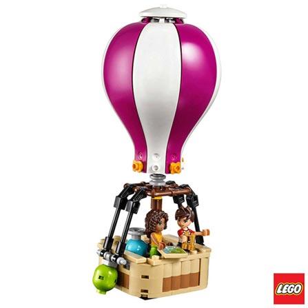 , Não se aplica, A partir de 06 anos, 254, 03 meses, Lego
