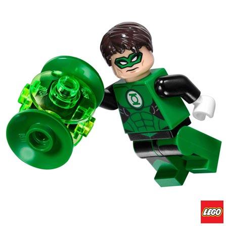 76025 - LEGO Super Heroes - Lanterna Verde contra Sinestro, Não se aplica, A partir de 06 anos, 174, 03 meses, Lego