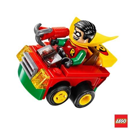 76062 - LEGO Super Heroes - Poderosos Micros - Robin Contra Bane, Não se aplica, A partir de 05 anos, 77, 03 meses, Lego