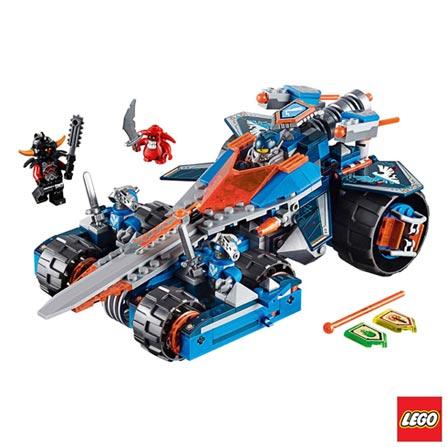70315 - LEGO® Nexo Knights™ - Espada Estrondosa do Clay, Não se aplica, A partir de 08 anos, 367, 03 meses, Lego