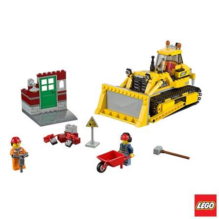 60074 - LEGO City Demolition Escavadora, Não se aplica, A partir de 06 anos, 384, 03 meses, Lego