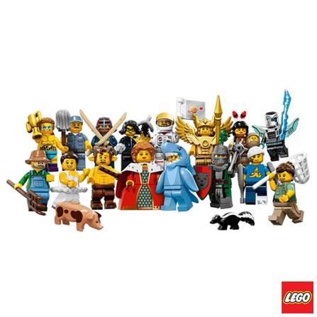 LEGO 71011 Serie 15, Não se aplica, A partir de 05 anos, 8, 03 meses, Lego