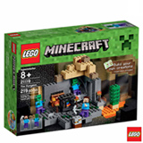 21119 - LEGO Minecraft - A Masmorra