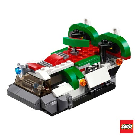31037 - LEGO Creator Veiculos de Aventura, Não se aplica, A partir de 07 anos, 274, 03 meses, Lego