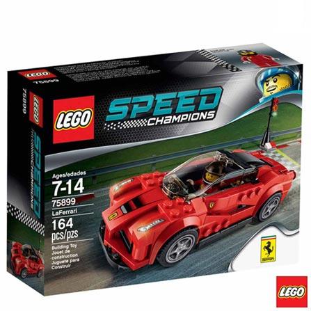 75899 - LEGO® Speed Champions - LaFerrari, Não se aplica, A partir de 07 anos, 164, 03 meses, Lego