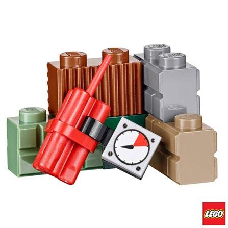 60075 - LEGO City Demolition Escavadora e Caminhao, Não se aplica, A partir de 05 anos, 311, 03 meses, Lego