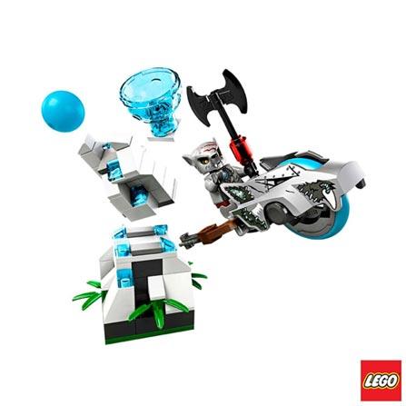 70106 - LEGO Chima - Torre de Gelo, Não se aplica, A partir de 06 anos, 101, 03 meses, Lego