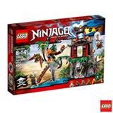 70604 - LEGO Ninjago - Ilha da Viúva Tigre