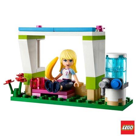 41011 - LEGO Friends - O Treino de Futebol da Stephanie, Não se aplica, A partir de 05 anos, 80, 03 meses, Lego