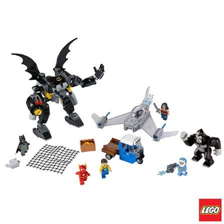 76026 - LEGO Super Heroes - Gorila Grodd Enfurecido, Não se aplica, A partir de 06 anos, 347, 03 meses, Lego