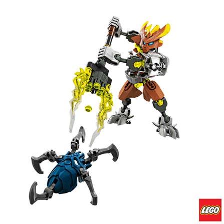70779 - LEGO Bionicle Protetor da Pedra, Não se aplica, A partir de 06 anos, 67, 03 meses, Lego