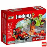 10722 - LEGO Juniors - NINJAGO Confronto da Serpente