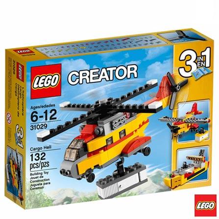 , Não se aplica, A partir de 06 anos, 132, 03 meses, Lego