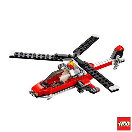31047 - LEGO Creator - Aviao a Helice, Não se aplica, A partir de 07 anos, 230, 03 meses, Lego