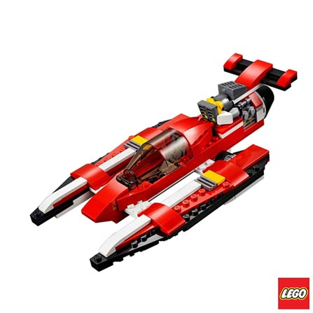 , Não se aplica, A partir de 07 anos, 230, 03 meses, Lego