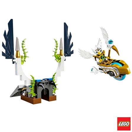 70139 - LEGO Chima - Ondulacao Celeste, Não se aplica, A partir de 06 anos, 115, 03 meses, Lego