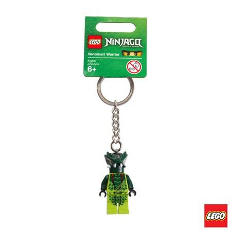 LEGO Ninjago - Chaveiro Serpente, Não se aplica, A partir de 06 anos, 1, 03 meses, Lego