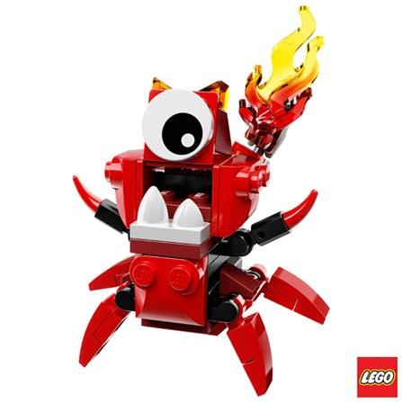 41531 - LEGO Mixels - Flamzer, Não se aplica, A partir de 06 anos, 60, 03 meses, Lego