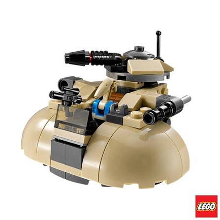 75029 - LEGO Star Wars - AAT, Não se aplica, A partir de 06 anos, 95, 03 meses, Lego