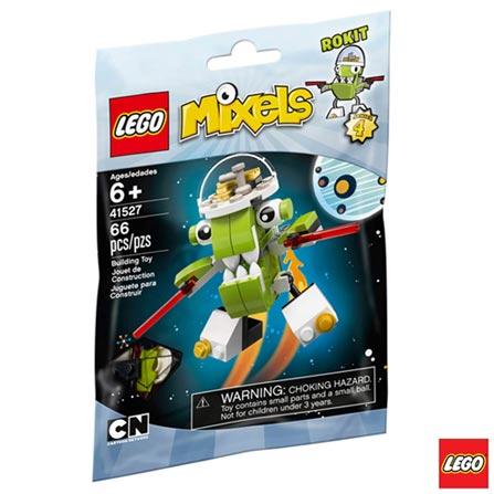 41527 - LEGO Mixels - Rokit, Não se aplica, A partir de 06 anos, 66, 03 meses, Lego